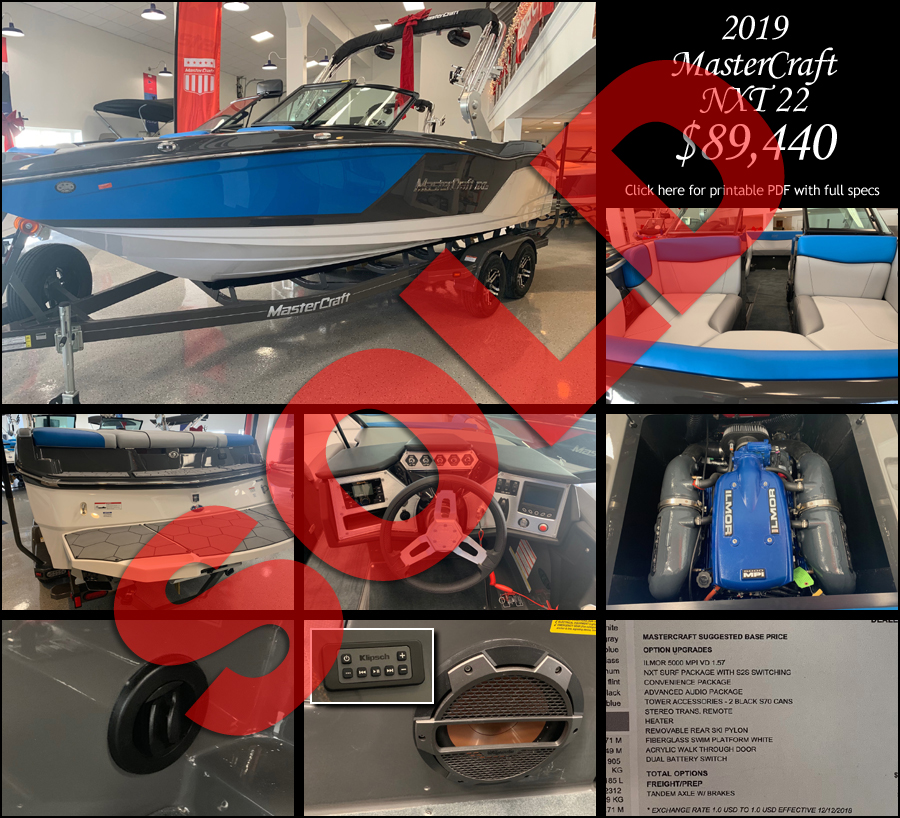 New Boats - THE MARINA - 260-833-1717